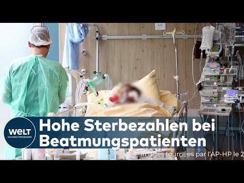 Sterberate bei CORONA-Beatmungspatienten gibt Rätsel auf