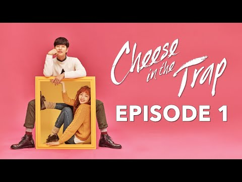 Cheese in the Trap | Episode 1 (Arabic, English and Turkish Subtitle)