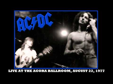 AC/DC High Voltage LIVE: At The Agora Ballroom August 22, 1977 HD