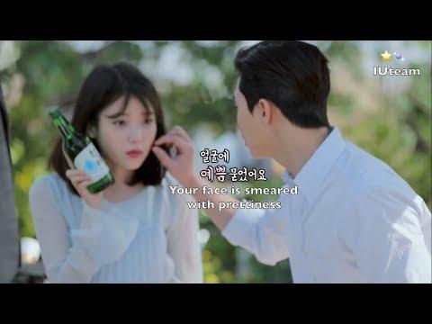 [ENG SUB] Making of IU X Park Seo Joon Chamisul CF