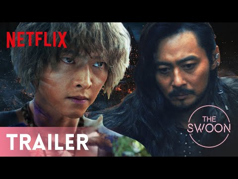 Arthdal Chronicles | Official Trailer | Netflix [ENG SUB CC]