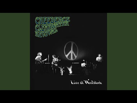 Green River (Live At The Woodstock Music & Art Fair / 1969)