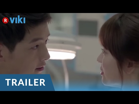 Descendants of the Sun - Trailer | Song Joong Ki & Song Hye Kyo's 2016 New Korean Drama