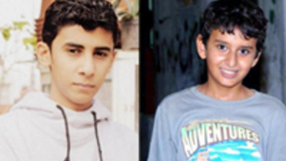 Jehad Sadeq Aziz Salman und Ebrahim Ahmed Radi al-Moqdad