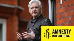Anklage gegen Julian Assange fallen lassen!
