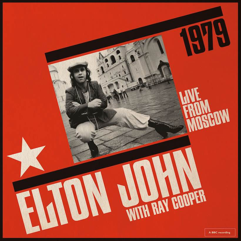 Elton John with Ray Cooper - Live from Moscow 1979 (2020)