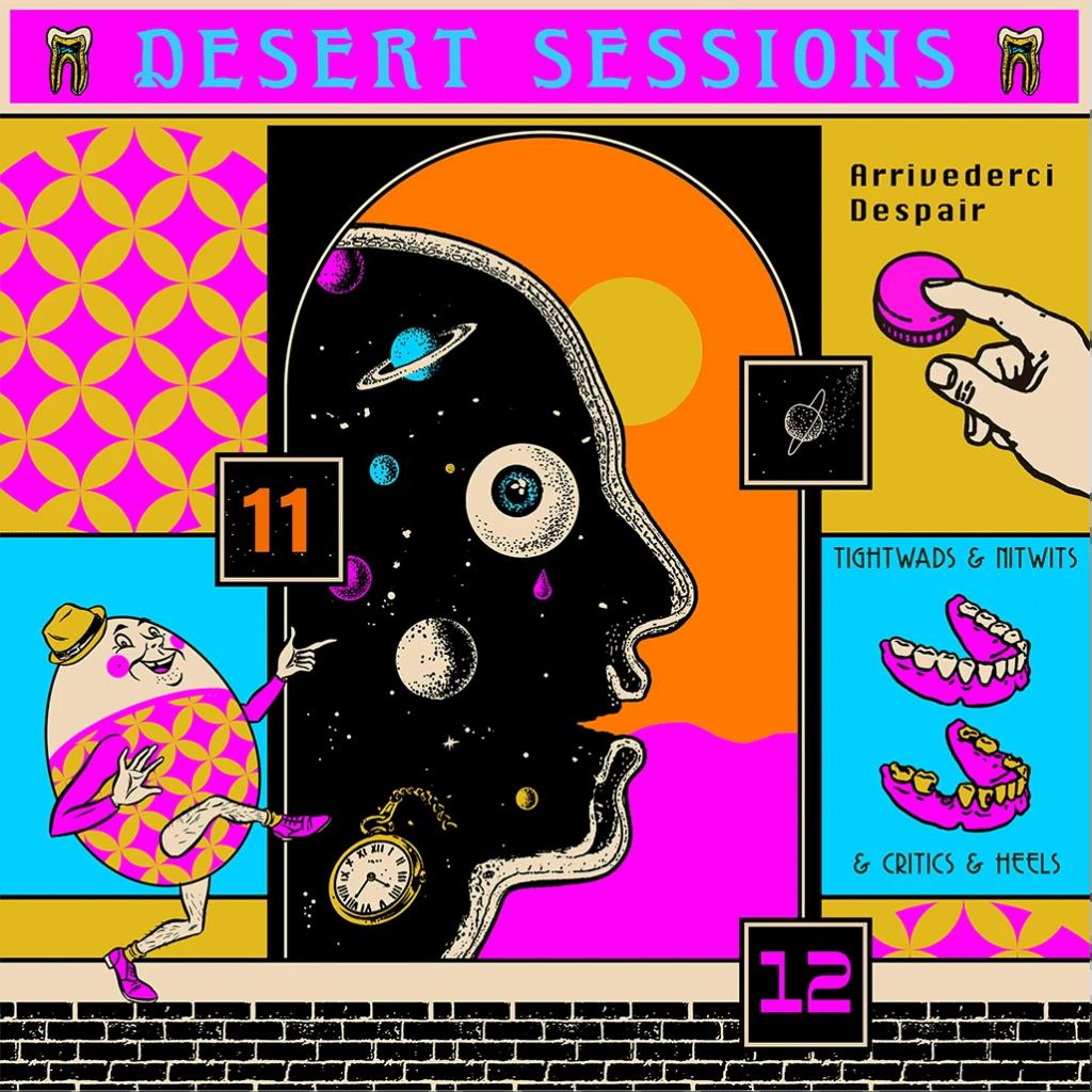 Dessert Sessions 11 & 12 (Josh Homme) (2019)