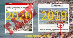 Die Mallorca Lüge: Keine Party-Leute, nur rosa Elephanten und 1000 Marokkaner