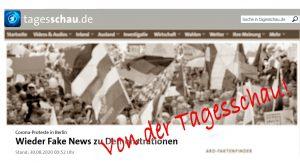 """Lügen der Tagesschau und das Versagen der """"Zwangskassier-Medien"""""""