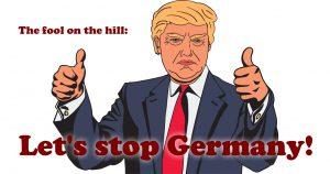 Warum Trump die Wahl gewinnen sollte – für Deutschland!