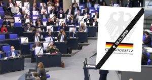 18.11.20: AfD as the last defender of fundamental rights?