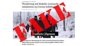 Hetze und Lügen bei der Frankfurter Allgemeinen